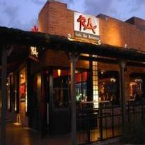photo of ra sushi bar restaurant - scottsdale old town restaurant
