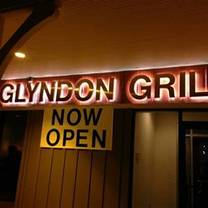 photo of glyndon grill restaurant
