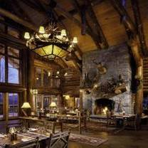 foto von kanu @ the whiteface lodge restaurant