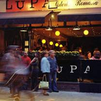 photo of lupa restaurant