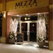 foto von mezza restaurant