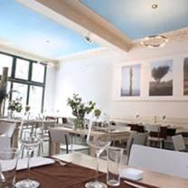 photo of marblau restaurant