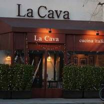 photo of la cava restaurant