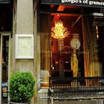 photo of giorgio's of gramercy restaurant