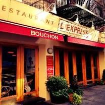 photo of l'express restaurant