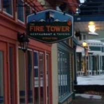 photo of fire tower restaurant & tavern restaurant