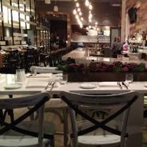 photo of hobnob kitchen and bar restaurant