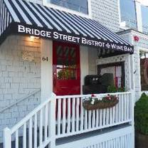 photo of bridge street bistrot & wine bar restaurant