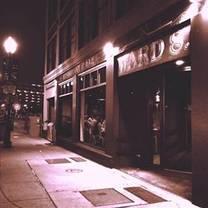 photo of ward 8 restaurant