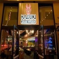 photo of kabuki japanese restaurant - huntington beach restaurant