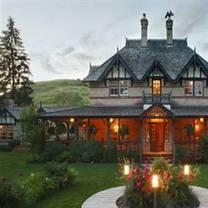 photo of bow valley ranche restaurant restaurant