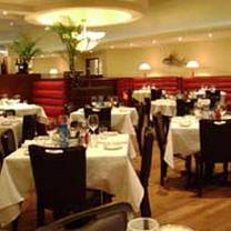 photo of oceanaire seafood room - orlando restaurant