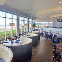 photo of surf club ocean grille - wyndham oceanfront restaurant