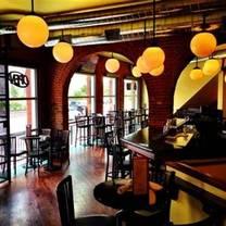 photo of bar red restaurant