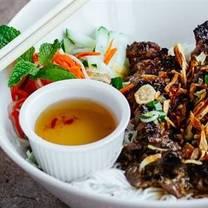 foto de restaurante viet aroma asian cuisine