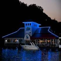 photo of blue water grille restaurant
