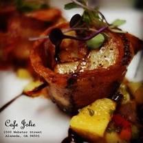 foto von cafe jolie restaurant