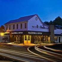 photo of blackwall hitch - annapolis restaurant
