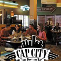 photo of cap city fine diner & bar - grandview restaurant