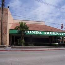 foto de restaurante fonda argentina - tjiuana