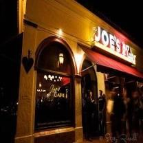 photo of joe's cafe restaurant