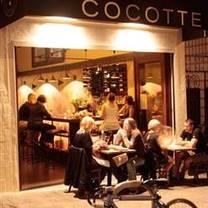 foto von cocotte restaurant