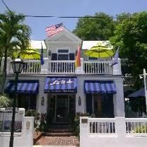 photo of la te da restaurant