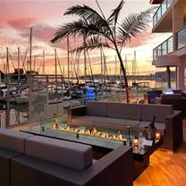 photo of salt - marina del rey hotel restaurant
