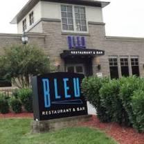 photo of bleu restaurant and bar restaurant