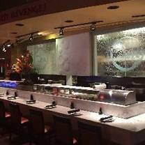 photo of zen asian sushi bar & grill restaurant