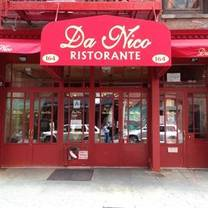 photo of da nico ristorante - manhattan location restaurant