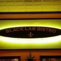 photo of black lab bistro restaurant