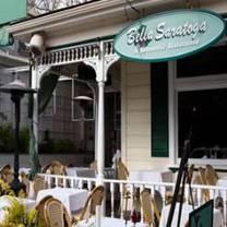 photo of bella saratoga restaurant
