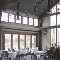 photo of upstairs at bridges restaurant