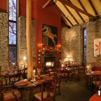 photo of glasbern country inn restaurant