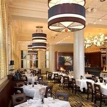 photo of oceanaire seafood room - boston restaurant