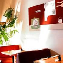 foto von shine restaurant