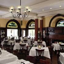 photo of union league cafe restaurant