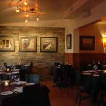 photo of tiburon fine dining restaurant
