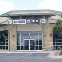 photo of sushi zushi - stone oak restaurant