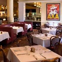 photo of left bank santana row restaurant