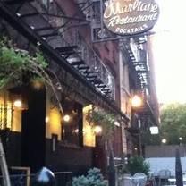 photo of marliave restaurant