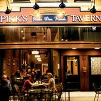 photo of pikk's tavern restaurant