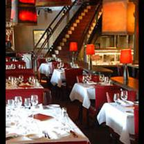 photo of charbon steakhouse restaurant