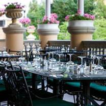 photo of roberts restaurant at the omni shoreham restaurant