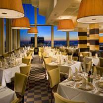 photo of top of the hub restaurant