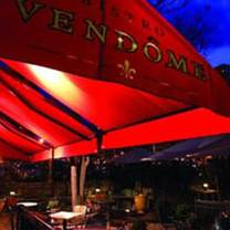 photo of bistro vendome restaurant