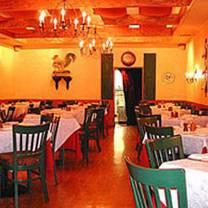 photo of cellini restaurant