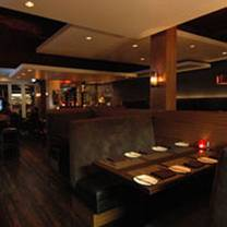 photo of onyx steakhouse and lounge - white rock restaurant
