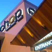 photo of chop steakhouse & bar - richmond restaurant